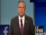 Jeb Bush Rejects Donald Trump's Divisive Language