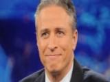 Jon Stewart's Angry Farewell