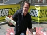 Jared Fogle Expected To Plead Guilty On Child Porn Charges