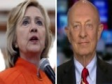 James Woolsey Responds To Clinton's Email Blame Game