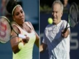 John McEnroe Says He Could Beat Serena Williams
