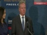 Jim Webb Drops Out Of Democratic Race For The White House