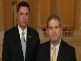 Jordan, Chaffetz On Seeking Impeachment Of IRS Commissioner