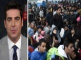 Jesse Watters On Syrian Refugees: 'This Is An ISIS EZPass'