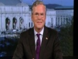 Jeb On Calif. Rampage, Common Core, GOP Infighting, Legacy