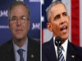 Jeb Bush: Obama Shows A Lack Of Self-awareness