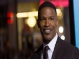 Jamie Foxx Rescues Driver From Crash