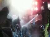Jamie Foxx Pulls Man From Burning Car