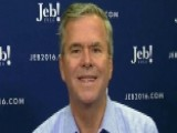 Jeb Bush Says Trump's Transformation 'needs To Be Tested'
