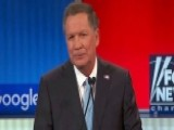 John Kasich: America Can't Be Policeman Of The World