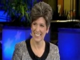 Joni Ernst Shares Her Insights On The Iowa Caucuses