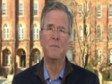 Jeb Bush Reacts To The Results From Iowa