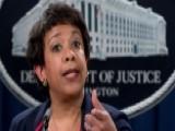 Justice Dept. Sues Ferguson After No Action On Police Reform