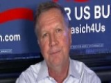 John Kasich On Record Of Job Creation, Flint Water Crisis
