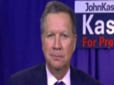 John Kasich Rejects Calls To Drop Out Of Race