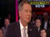 John Kasich: I Have A Record Of Bringing People Together