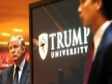 Judge To Decide If 'Trump University' Case Goes To Trial