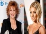 Joy Behar Mocks Kelly Ripa