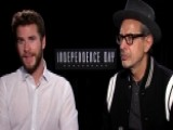 Jeff Goldblum And Liam Hemsworth: Aliens Are Out There