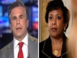 Judicial Watch President: Lynch 'blew Up' Clinton Probe