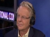 Jerry Springer: Trump Has No Business Running For President
