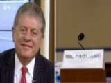 Judge Napolitano On Clinton IT Specialist Ignoring Subpoena