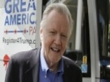 Jon Voight Talks Pro-Trump Super PAC's 'VIP' Bus Tour