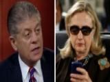 Judge Napolitano On Quid-pro-quo Allegations Against Clinton