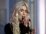 Julianna Zobrist Sings God Bless America