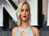 Jennifer Lawrences Butt Scratch Makes People Mad