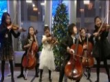 Joyous String Ensemble Plays Seasonal Medley