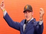 Johnny Manziel Reduced To Selling Selfies At Malls