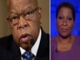 Jehmu Greene: Lewis Talked About An Attack On Our Democracy