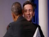 Josh Earnest Reflects On Time As White House Press Secretary