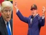 Johnny Football 'advises' President Trump