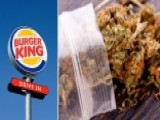 Joint Op: Burger King Employees Sell Weed From Drive-thru