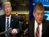 Judge Napolitano: How President Trump Shakes Up Washington