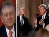 Judge Napolitano: Gorsuch Is The Most Scalia-like Pick