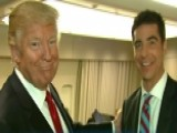 Jesse Watters Previews Exclusive With President Trump