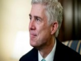 Justice Gorsuch Spends His First Day On The Supreme Court