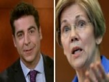 Jesse Watters: Warren Playing Race Card Without A Full Deck