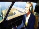 Jamie Colby Takes Flight In 'Strange Inheritance' Finale