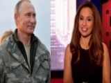 Julie Roginsky: Sorry Not Sorry, Russia