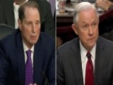 Jeff Sessions Spars With Sen. Wyden