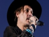 Johnny Depp Jokes About Assassinating POTUS