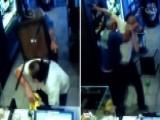 Java Justice: Starbucks Customer Attacks Armed Robber