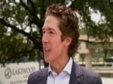 Joel Osteen: Church Was Flooded, Unsafe To Use As Shelter