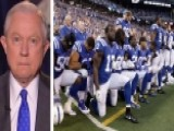 Jeff Sessions: Standing For Anthem Should Be Required In NFL