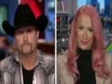 John Rich And Kaya Jones Talk Feeling Of Unity Before Attack
