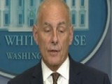 John Kelly Denies That He Is Frustrated, Close To Quitting